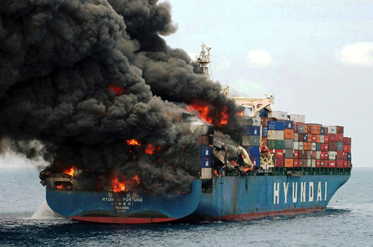 Hyundai fire