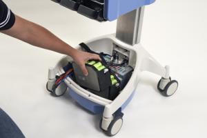 medical cart battery